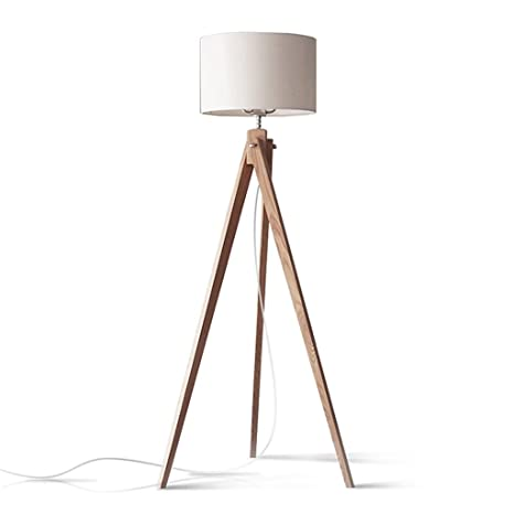 MMM- Sala de Estar Vertical nórdica Dormitorio lámpara de ...