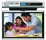 Venturer KLV3915 15.4-Inch Undercabinet Kitchen LCD TV/DVD Combo (No HDMI / No AV input)
