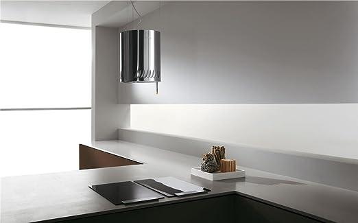 Dunstabzugshaube für die küche design elica naked ausgesetzt