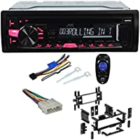 JEEP WRANGLER 87-95 YJ JVC KD-R370 CD Player/Radio Receiver Factory Replacement