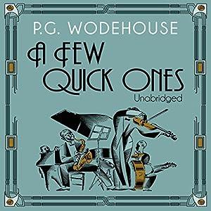 A Few Quick Ones Audiobook