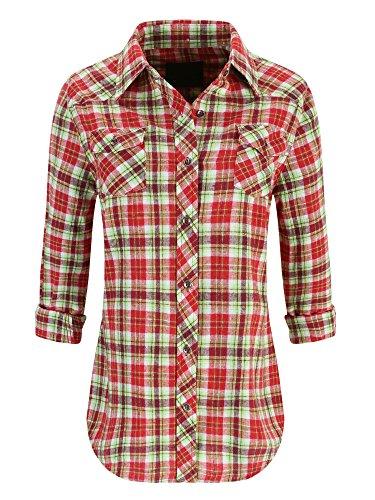 Ladies Aloha Shirt - 4