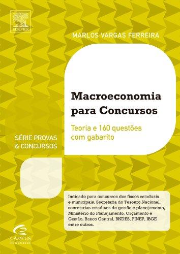 Série Provas & Concursos - Macroeconomia para Concursos