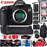 Canon EOS 5DS R DSLR Camera (Body Only) - 50.6 Mega Pixels - HD Video - Dual Digic Processors - Battery Grip - 2X 16GB Memory Cards - 2 Extra Batteries -Camera Backpack - Pro Bundle