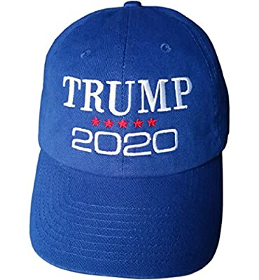 TRUMP 2020 HAT Make America Great Again #MAGA #DTS #AmericaFirst #Trump2020 CAP (Digital Green Camo/White Embr.)