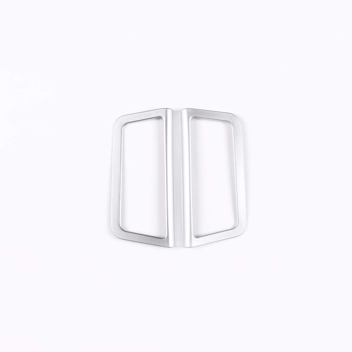 CHEYA ABS Chrome Car Tail Door Handle Decoration Cover Trim For Land Rover Range Rover Evoque 2020