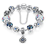 2-presentski-charm-bangle-bracelet-silver-plated-with-colorful-cubic-zirconia-for-women