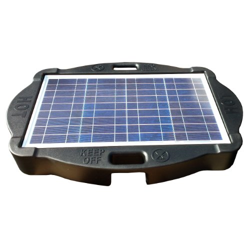 Natural Current Water Products NCSOZ5K Savior Solar Ozone...