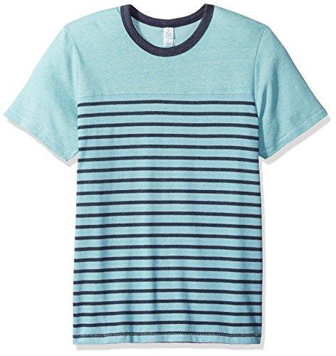 Stripe Homme Olive T Sea 43050ej shirt Alternative Dye Breeze Riviera BxqSzddw