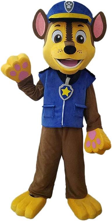 ARISMASCOTS Best Paw Patrol Mascot Costume for Adults Paw Patrol Rubble Mascot Costume Buy Cartoon Character Mascot Costumes at
