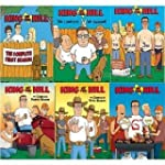 King of the Hill Complete Seasons 1 2...