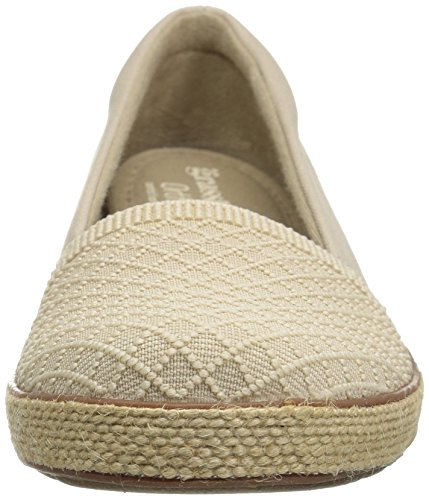 Grasshoppers Women's Petunia Wedge Fashion Sneaker Stone b95Ba