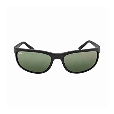 e9ad6c66005 ... cheap new ray ban predator 2 rb2027 w1847 black g 15 xlt 62mm  sunglasses f24cb 40c41