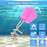 Immersion Water Heater, Haofy 110V Stainless