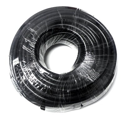 (12/3 Bulk Wire - SJOOW Jacket, 20 Amp Rating, 100 Foot Roll - Iron Box # IBX-4045-100 (100 ft))