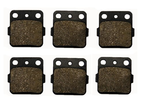 Factory Spec, FS-409SV, Front & Rear Severe Duty Brake Pads Honda Yamaha TRX400 TRX300 TRX250 Raptor YFM350R YFM660R