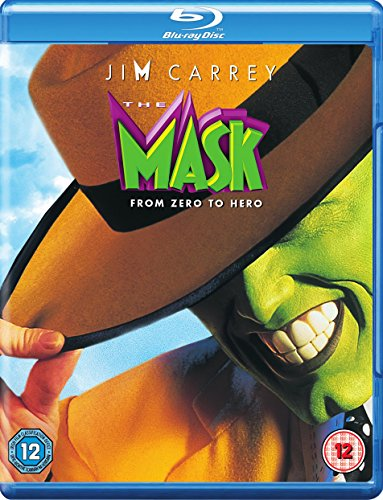 Hilarious Halloween Costumes For Group (The Mask [Blu-ray] [2016] [Region)
