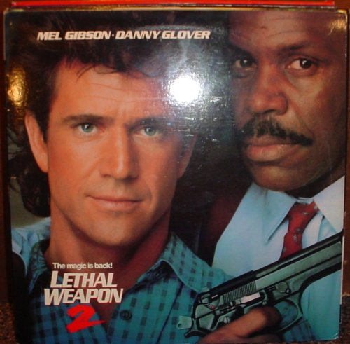 Lethal Weapon 2 (WS Laser Disc)