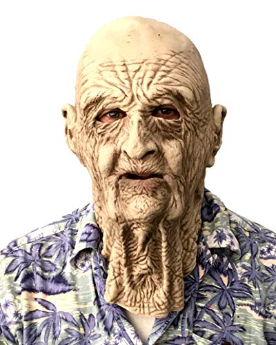 Zagone Studios Dead Guy (Wrinkly Skinned Old Man) Mask ()