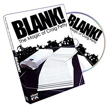 BLANK The Magic of Craig Petty by Wizard FX Productions