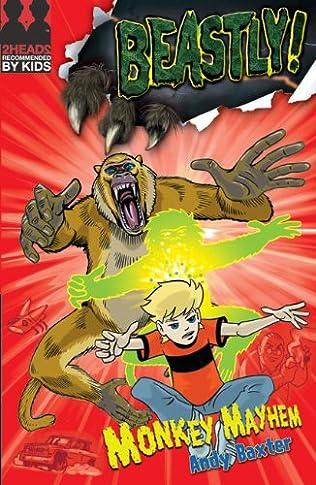 book cover of Monkey Mayhem