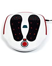 KOSHSH Electromagnetic Foot Massager & Body Therapy Machine, Shiatsu Body Massager Circulation Massager Boost Your Calf Muscle Pump To Stimulate Blood Circulation Therapy Pain Relief
