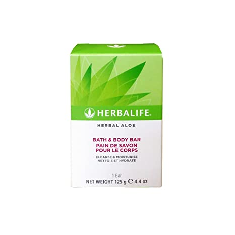 Herbalife Herbal Aloe corporal Jabón, Bath and Body Bar, ...