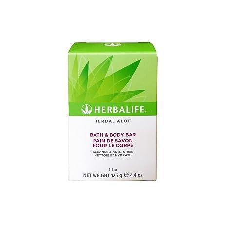 Herbalife Herbal Aloe corporal Jabón, Bath and Body Bar, ...