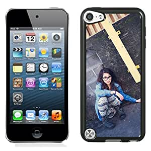Unique Designed Cover Case For iPod 5 Touch With Hipster Girl Girl Mobile Wallpaper(1) Phone Case