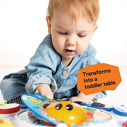 51A7 BAW3FL - Baby Einstein Discovering Music Activity Table