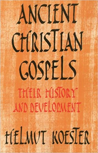 Book Ancient Christian Gospels: Their History and Development