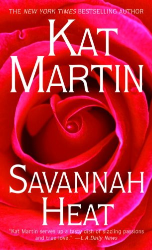 Savannah Heat (Southern Book 2)