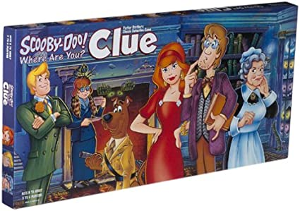 Scooby Doo Clue Board Game: Amazon.es: Juguetes y juegos