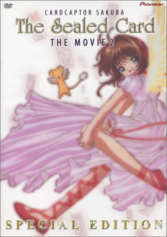 Cardcaptor Sakura - The Movie 2 - The Sealed Card (Special Edition) by Geneon [Pioneer]