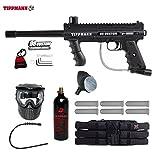 MAddog Tippmann 98 Custom Titanium Paintball Gun Package - Black