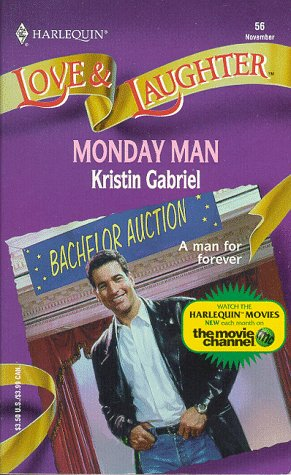 book cover of Monday Man