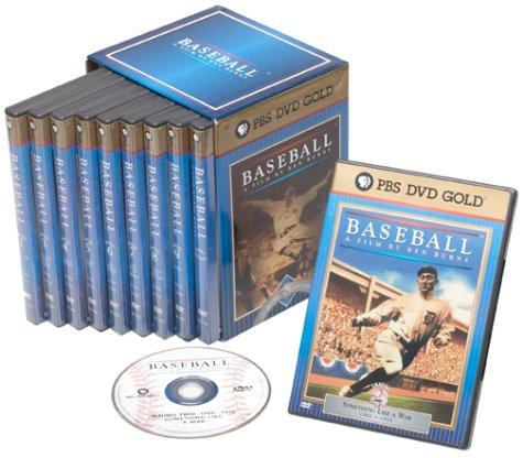 Baseball - A Film by Ken Burns by PBS Home Video