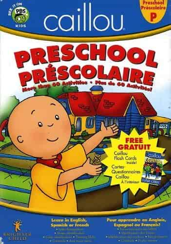 Caillou download video