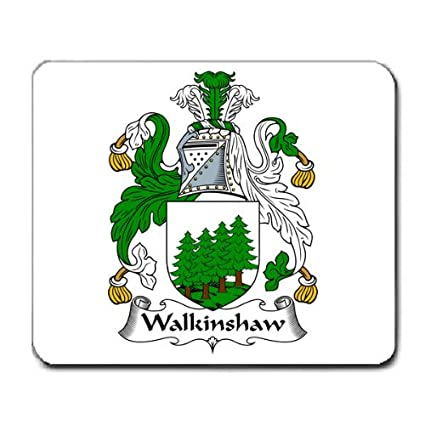 Amazon com : Walkinshaw Family Crest Coat of Arms Mouse Pad : Office