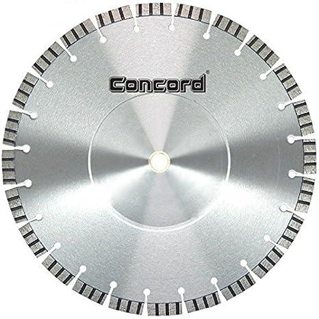 Concord Blades LGB200C12SP 20 Inch Laser-Welded Wide Segmented Diamond Blade