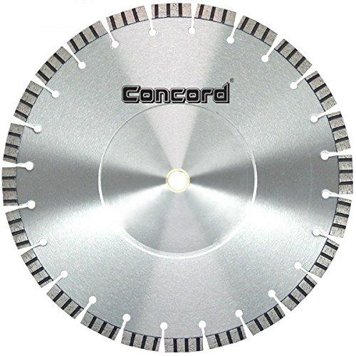 (Concord Blades LFC180C12HP 18 Inch Laser Welded Turbo Segmented Diamond Blade)