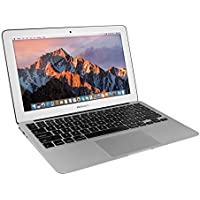 Apple MacBook Air MJVM2LL/A 11.6-Inch laptop(1.6 GHz Intel i5, 128 GB SSD, Integrated Intel HD Graphics 6000, Mac OS X Yosemite - (Certified Refurbished)