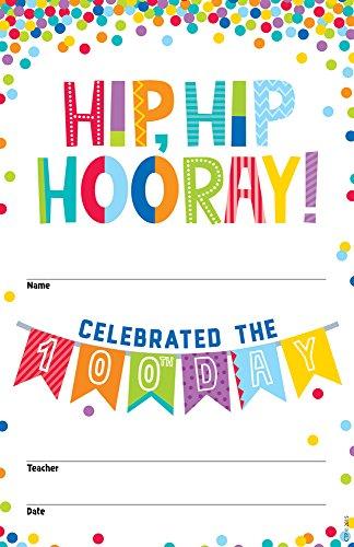 Creative Teaching Press Hooray for the 100th Day! Award (1314) ()