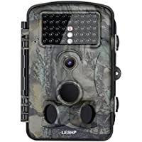 1080P HD Trail Hunting Camera No Glow Infrared OUTAD Scouting Camera 120 Wide Angle Night Vision up to 65ft