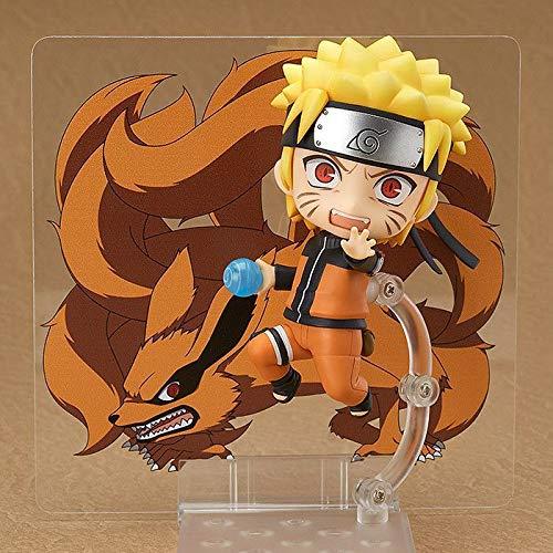 DADATU Anime Naruto Nendoroid 682 Uzumaki 10cm BJD Figura de ...