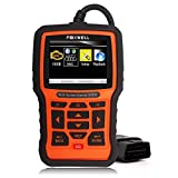 FOXWELL Automotive VW/Audi/Seat/Skoda Scan Tool NT510 VAG Car Obd2 Code Reader Full System Diagnosis Scanner with Oil Light and ABS Reset Service Functions