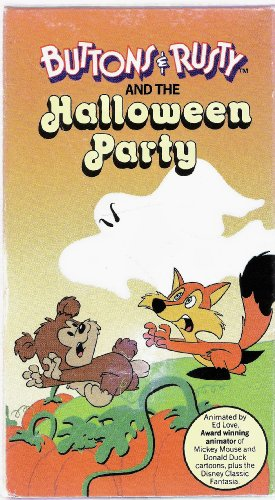 Buttons & Rusty:Halloween Party -