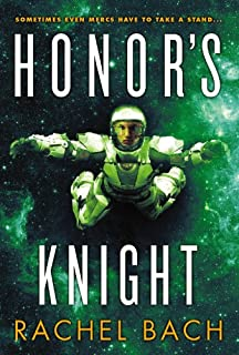 Book Cover: Honor's Knight