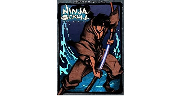 Ninja Scroll 2: Series - Dangerous Path [USA] [DVD]: Amazon ...