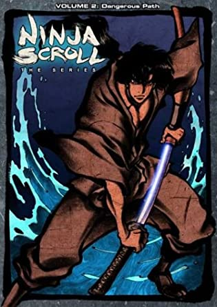 Amazon.com: Ninja Scroll - The Series (Vol. 2): Artist Not ...